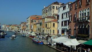 ヴェネツィアなう